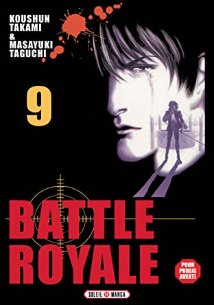 Battle Royale Vol. 9