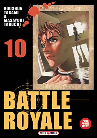 Battle Royale Vol. 10