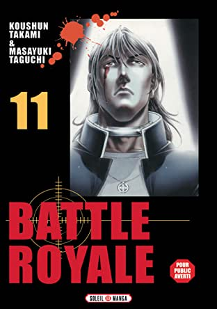 Battle Royale Vol. 11