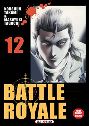 Battle Royale Vol. 12
