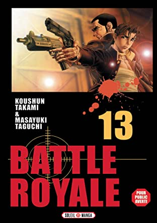 Battle Royale Vol. 13