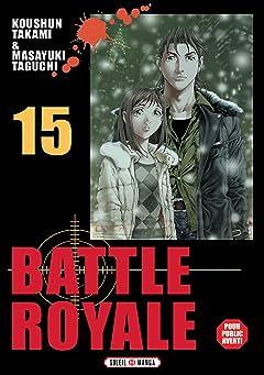 Battle Royale Vol. 15
