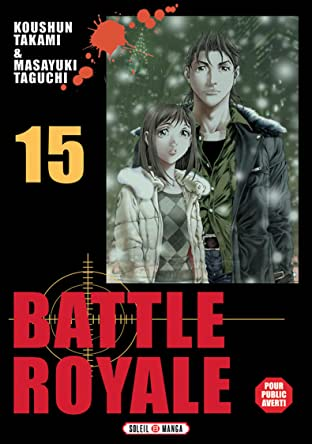 Battle Royale Vol. 15