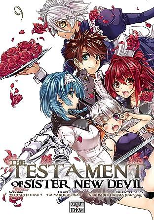 The Testament of sister new devil Vol. 9