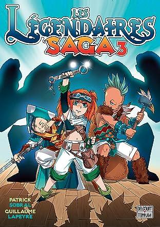 Les Légendaires - Saga Vol. 3