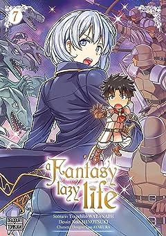 A Fantasy Lazy Life Vol. 7
