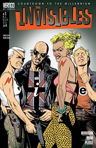 The Invisibles Vol. 3 #9