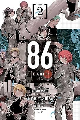 86--EIGHTY-SIX Vol. 2