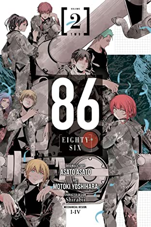 86--EIGHTY-SIX Tome 2
