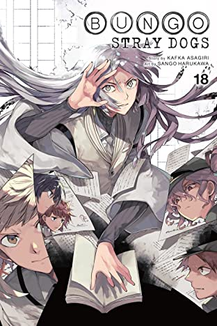 Bungo Stray Dogs Tome 18