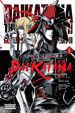 Goblin Slayer Side Story II: Dai Katana Tome 1