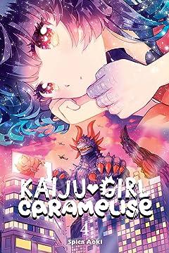 Kaiju Girl Caramelise Vol. 4