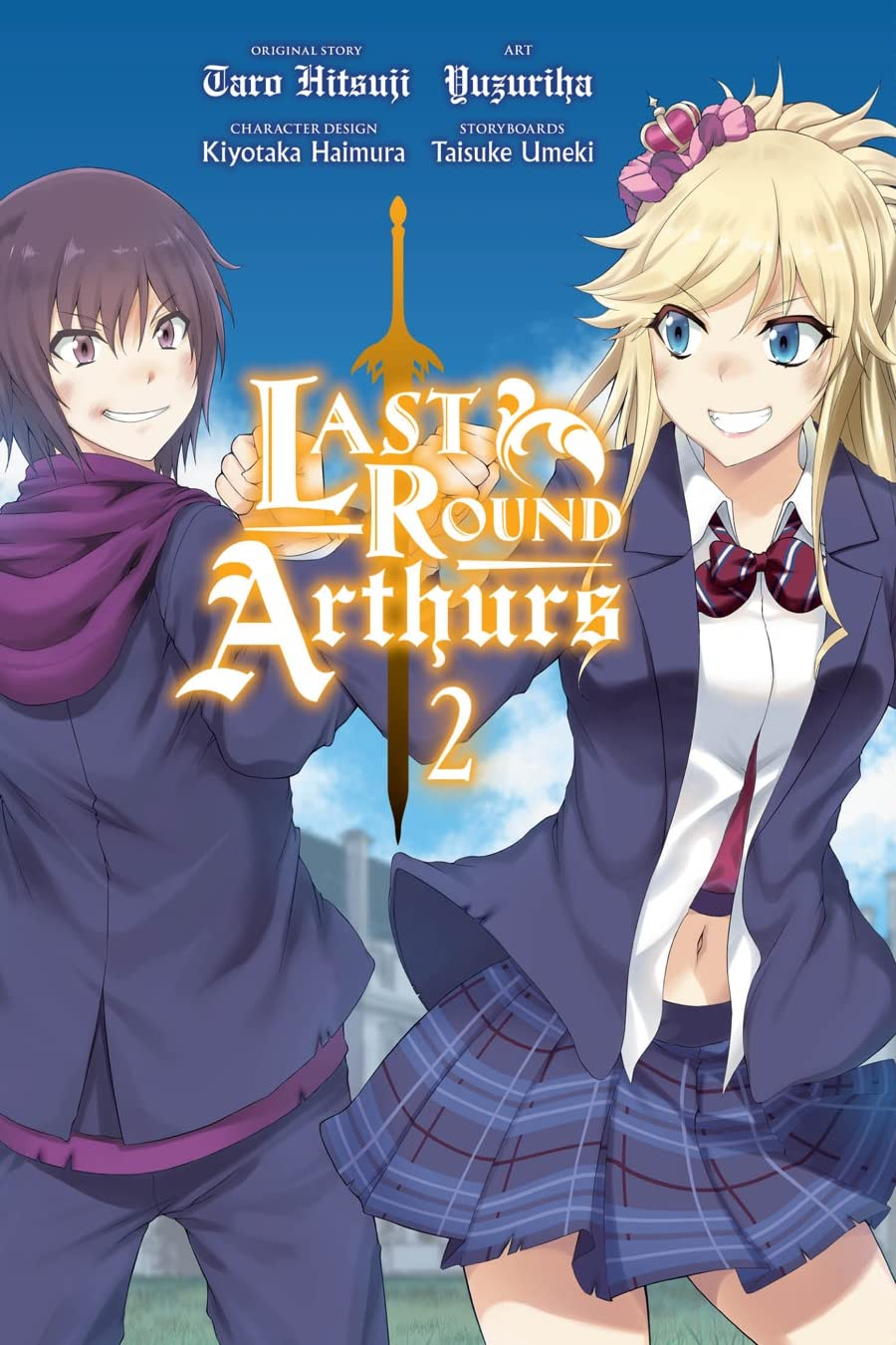 Last Round Arthurs Tome 2
