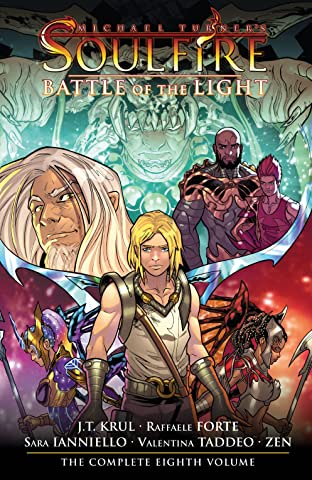 Soulfire Tome 8