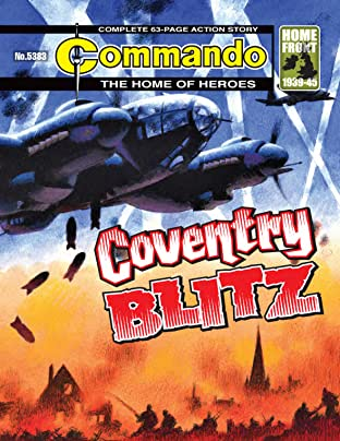 Commando #5383: Coventry Blitz