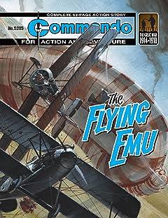 Commando #5385: The Flying Emu