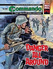 Commando No.5386: Danger All Around