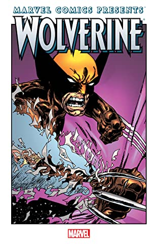 Marvel Comics Presents Wolverine Vol. 2