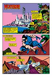 Marvel Comics Presents Wolverine Vol. 2