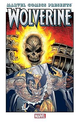 Marvel Comics Presents Wolverine Vol. 4