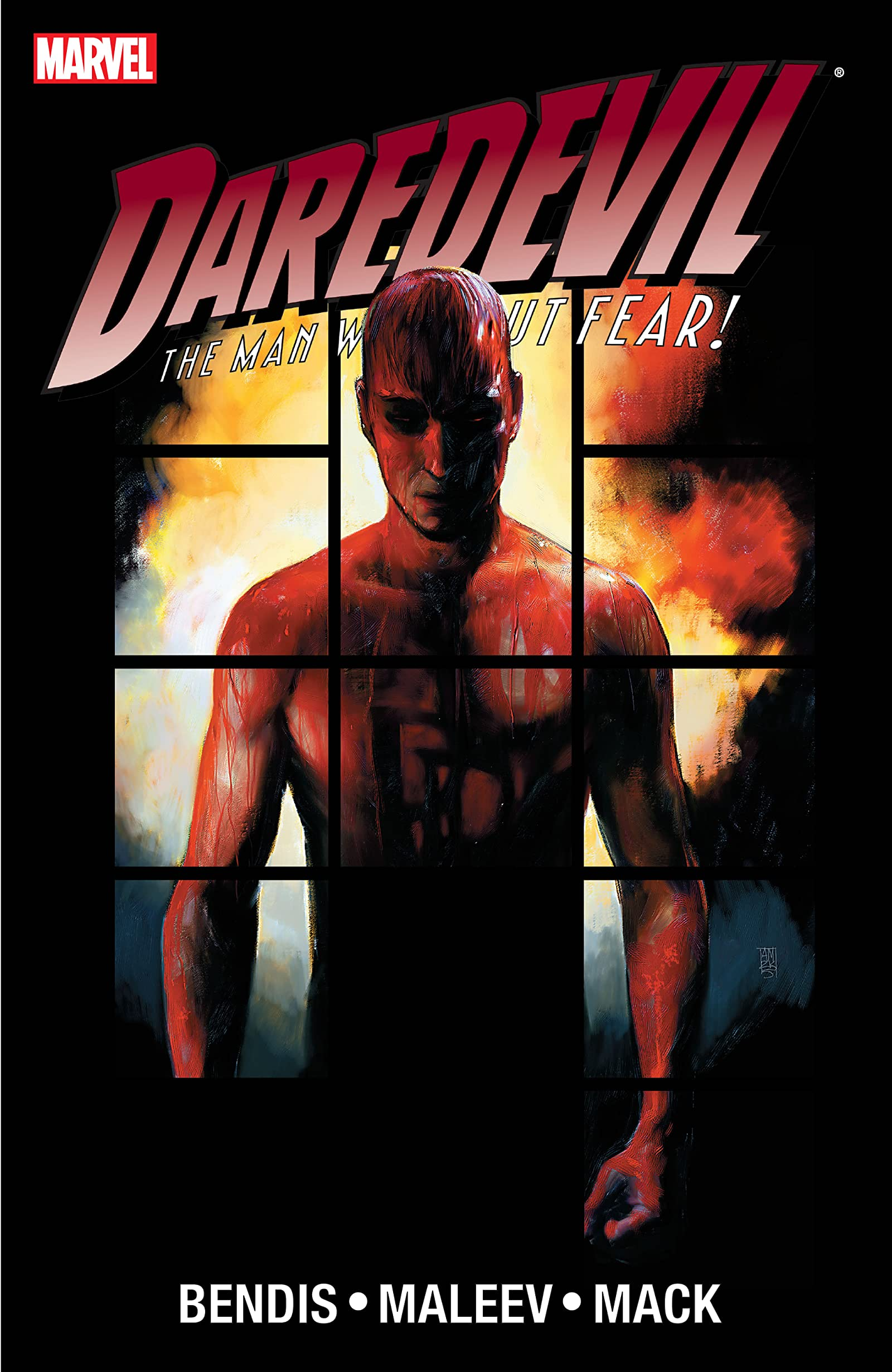 Daredevil Marvel Knights Collection Vol 6 Eu Comics By Comixology