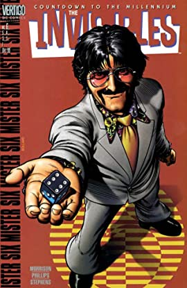 The Invisibles Tome 3 No.6