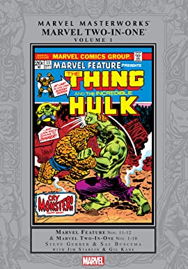 Marvel Two-In-One Masterworks Vol. 1