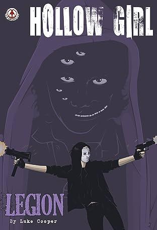 Hollow Girl Vol. 4: Legion