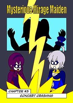Mysterious Mirage Maiden! #3