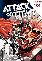 Attack on Titan #134