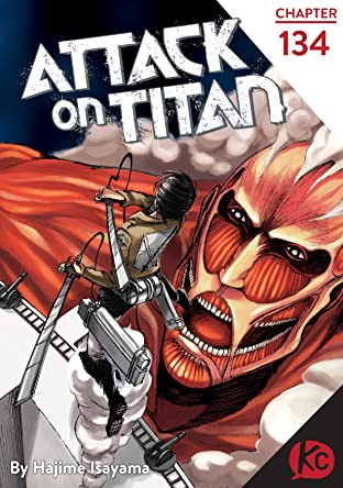 Attack on Titan #134