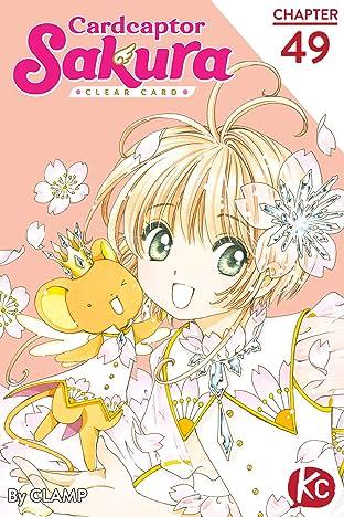 Cardcaptor Sakura: Clear Card No.49