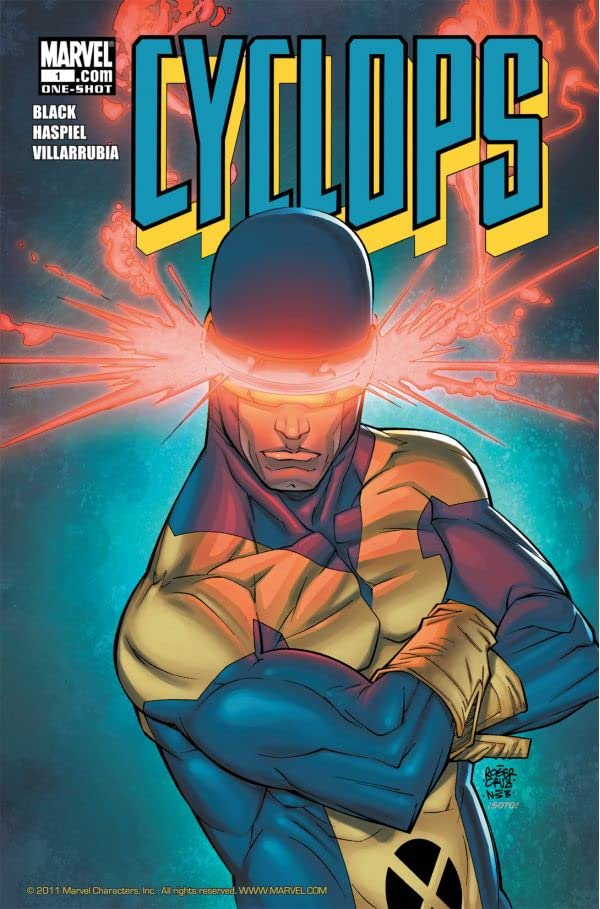 Cyclops Vol. 1 #1