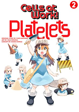 Cells at Work: Platelets! Tome 2