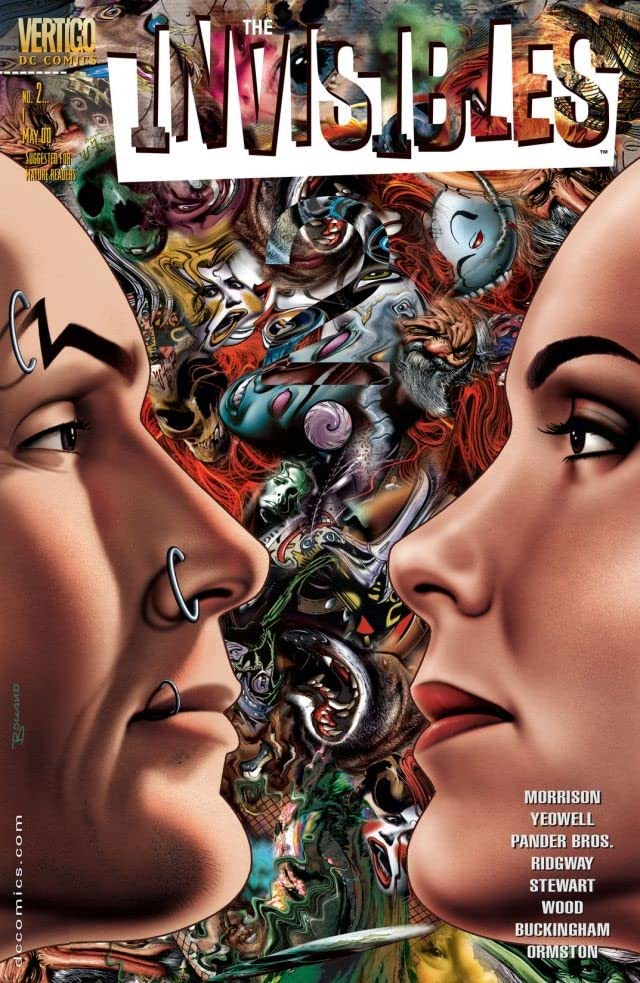 The Invisibles Vol. 3 #2