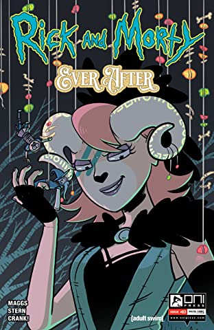 Rick and Morty #3: Ever After