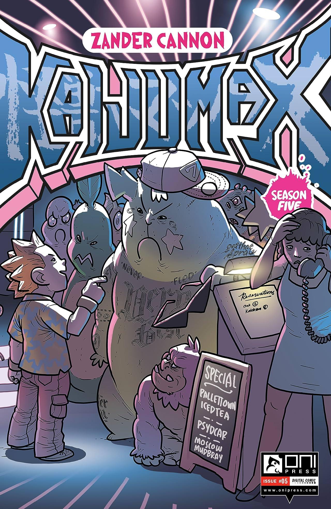 Kaijumax Season 5 No.5