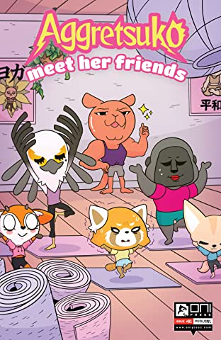 Aggretsuko Meet Her Friends No.1