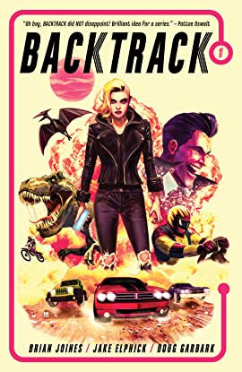 Backtrack Tome 1