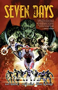 Catalyst Prime: Seven Days Vol. 1
