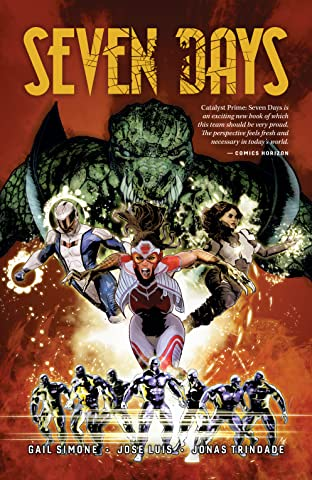 Catalyst Prime: Seven Days Tome 1