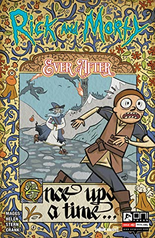 Rick and Morty No.2: Ever After