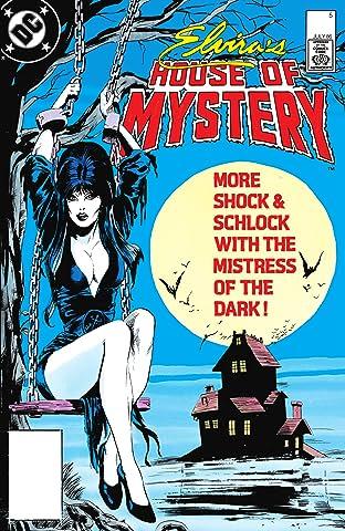 Elvira's House of Mystery (1986-1987) #5