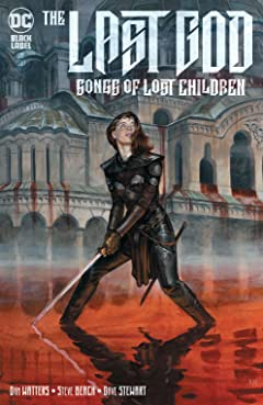 The Last God: Songs of Lost Children (2020-) #1