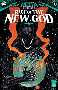 Dark Nights: Death Metal Rise of the New God (2020-) #1
