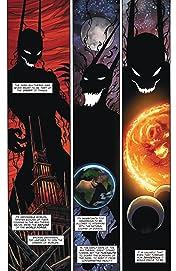 Dark Nights: Death Metal Rise of the New God (2020-) #1