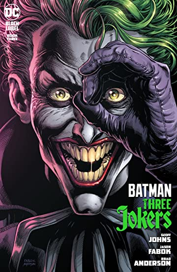 Batman: Three Jokers (2020) #3