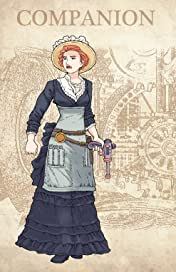 Victorian Secret: Girls of Steampunk - Girls of Summer 2014