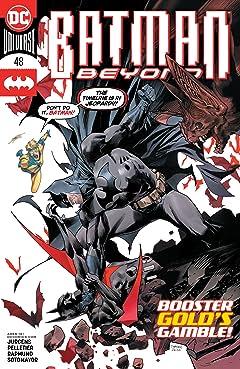Batman Beyond (2016-) #48