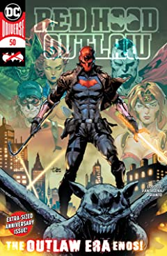Red Hood: Outlaw (2016-) #50